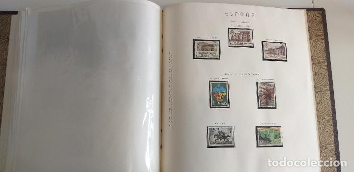 Sellos: España Album Resto Colección sellos años 1970 a 1976 - Foto 42 - 260072830