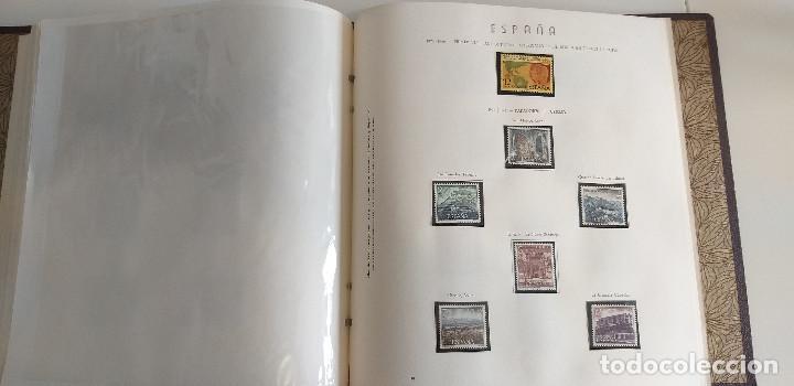 Sellos: España Album Resto Colección sellos años 1970 a 1976 - Foto 43 - 260072830