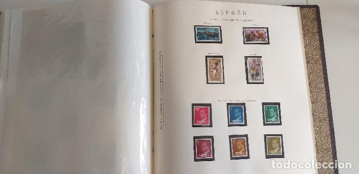 Sellos: España Album Resto Colección sellos años 1970 a 1976 - Foto 44 - 260072830