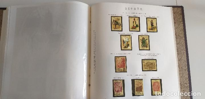 Sellos: España Album Resto Colección sellos años 1970 a 1976 - Foto 45 - 260072830