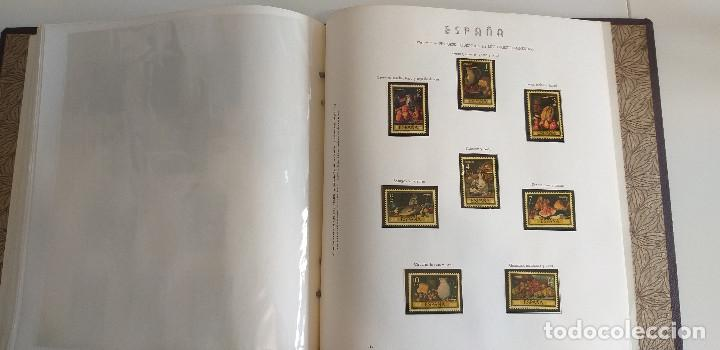 Sellos: España Album Resto Colección sellos años 1970 a 1976 - Foto 46 - 260072830