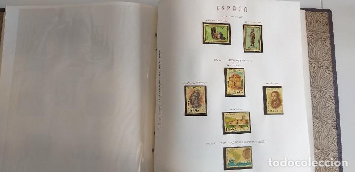 Sellos: España Album Resto Colección sellos años 1970 a 1976 - Foto 47 - 260072830