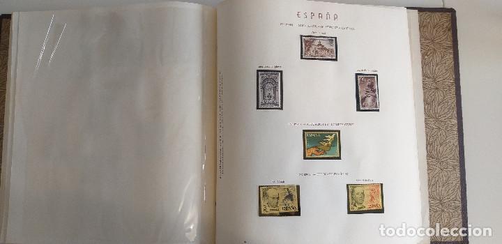 Sellos: España Album Resto Colección sellos años 1970 a 1976 - Foto 48 - 260072830