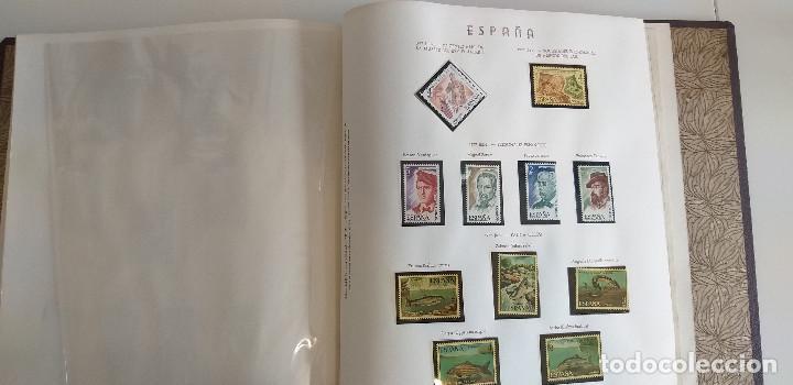 Sellos: España Album Resto Colección sellos años 1970 a 1976 - Foto 50 - 260072830