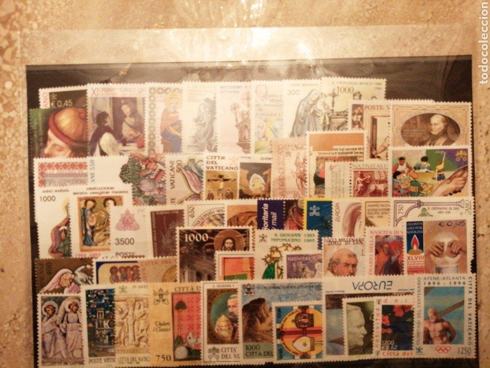 50 SELLOS NUEVOS DE VATICANO (Sellos - Colecciones y Lotes de Conjunto)