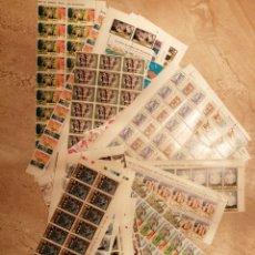 Selos: LOTE SELLOS NUEVOS AÑO 1978 CON UN 75% BAJO FACIAL. Lote 262165025