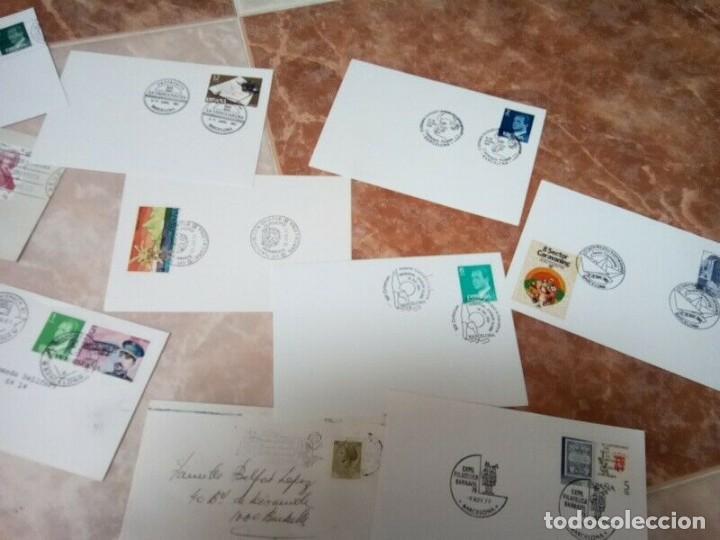 Sellos: COLECCION 29 TARJETAS MATASELLOS ESPECIALES TODAS DIFERENTES - Foto 3 - 262344620