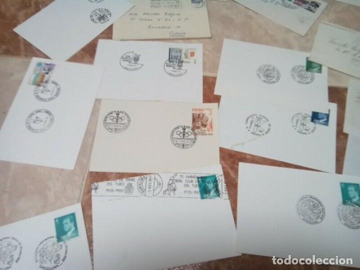 Sellos: COLECCION 29 TARJETAS MATASELLOS ESPECIALES TODAS DIFERENTES - Foto 5 - 262344620