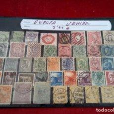 Sellos: FICHA DE SELLOS EUROPA VARIADOS MUY ANTIGUOS , CATALOGADO POR EXPERTO. Lote 262416385