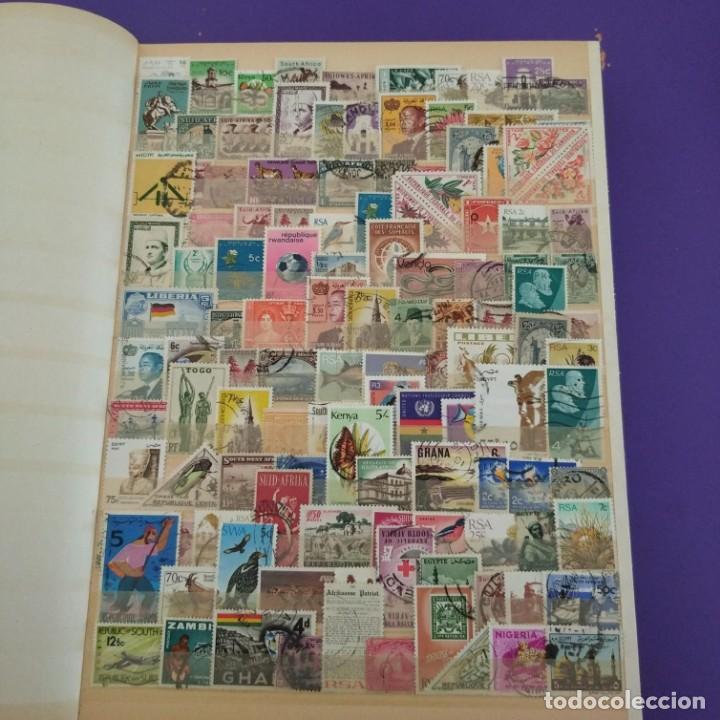 CLASIFICADOR DE SELLOS MUNDIALES 1920 SELLOS (Sellos - Colecciones y Lotes de Conjunto)