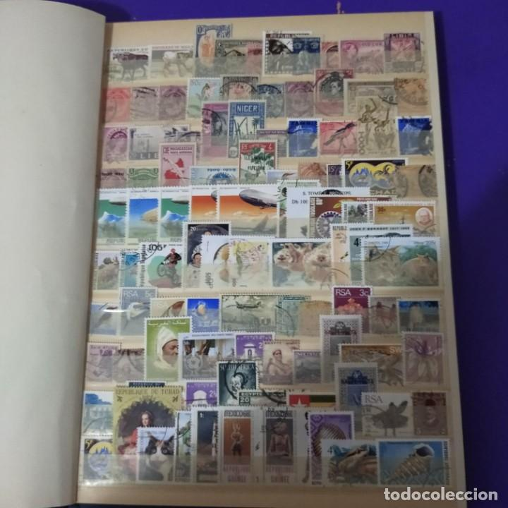 CLASIFICADOR DE SELLOS MUNDIALES C 1600 SELLOS (Sellos - Colecciones y Lotes de Conjunto)