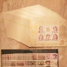 Francobolli: LOTE SELLOS Y HOJAS BLOQUE NUEVOS BAJO FACIAL. Lote 264978379