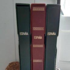Sellos: COLECCION DE SELLOS DE EPAÑA DE 1955 A 1981 - EDIFIL - 3 ALBUMS. Lote 268746849