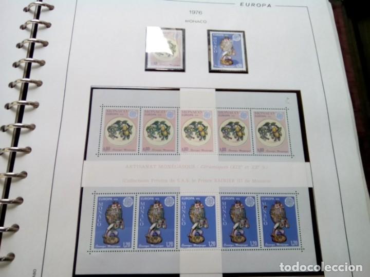 Sellos: ALBUM DE SELLOS TEMA EUROPA 1975/79 MUY COMPLETO , VER DESCRIPCION - Foto 3 - 269091738