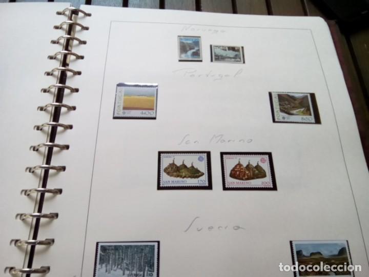 Sellos: ALBUM DE SELLOS TEMA EUROPA 1975/79 MUY COMPLETO , VER DESCRIPCION - Foto 5 - 269091738