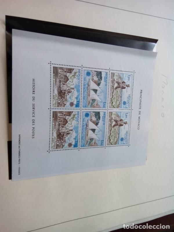 Sellos: ALBUM DE SELLOS TEMA EUROPA 1975/79 MUY COMPLETO , VER DESCRIPCION - Foto 12 - 269091738