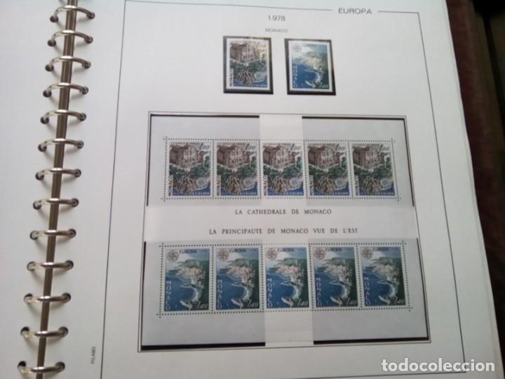Sellos: ALBUM DE SELLOS TEMA EUROPA 1975/79 MUY COMPLETO , VER DESCRIPCION - Foto 13 - 269091738