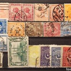 Sellos: 24 SELLOS ANTIGUOS DE EGIPTO, PALESTINA Y TURQUÍA. Lote 269207908