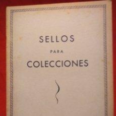 Sellos: ALBUM DE SELLOS (320 SELLOS ). Lote 269309073