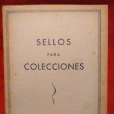 Sellos: ALBUM DE SELLOS (320 SELLOS ). Lote 269309483