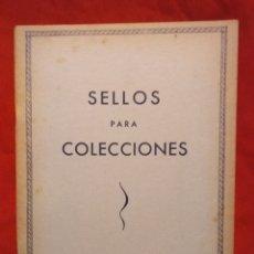 Sellos: ALBUM DE SELLOS (278 SELLOS ). Lote 269309658
