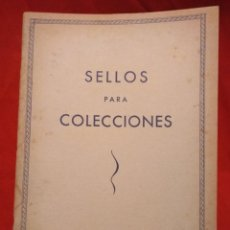 Sellos: ALBUM DE SELLOS (319 SELLOS ). Lote 269310073