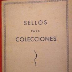 Sellos: ALBUM DE SELLOS (320 SELLOS ). Lote 269311018