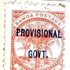 Sellos: ESTAMPILLA SAMOA SCOTT 1889 32 A2. Lote 274495618
