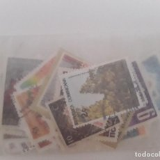 Francobolli: LOTE 50 SELLOS MUNDIALES DIFERENTES USADOS. Lote 275468078