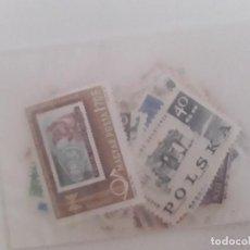 Francobolli: LOTE 50 SELLOS MUNDIALES DIFERENTES USADOS. Lote 275468158