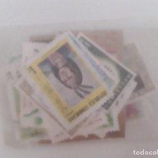 Francobolli: LOTE 50 SELLOS MUNDIALES DIFERENTES USADOS. Lote 275468743