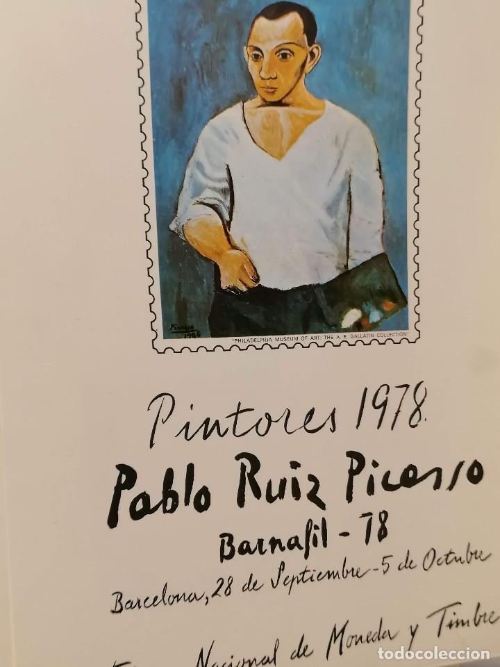 Sellos: España lote sellos caja con documentos filatelicos,spd,sobres exposiciones minimo 200 aprox - Foto 10 - 275496388