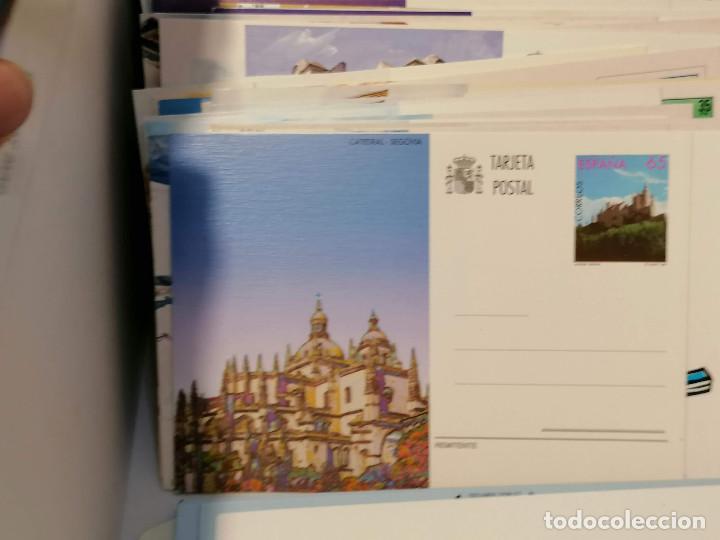 Sellos: España lote sellos caja con documentos filatelicos,spd,sobres exposiciones minimo 200 aprox - Foto 22 - 275496388