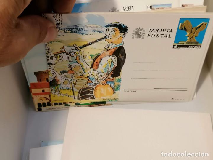 Sellos: España lote sellos caja con documentos filatelicos,spd,sobres exposiciones minimo 200 aprox - Foto 25 - 275496388