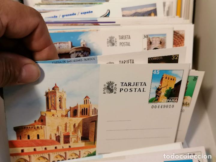 Sellos: España lote sellos caja con documentos filatelicos,spd,sobres exposiciones minimo 200 aprox - Foto 26 - 275496388