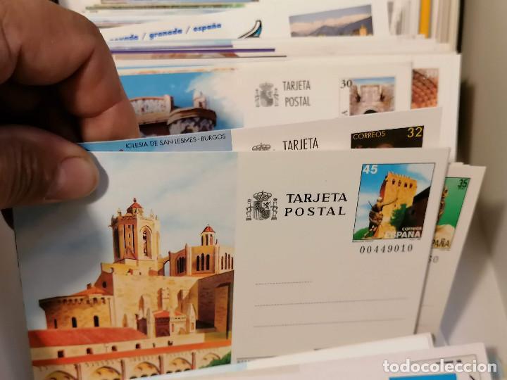 Sellos: España lote sellos caja con documentos filatelicos,spd,sobres exposiciones minimo 200 aprox - Foto 27 - 275496388