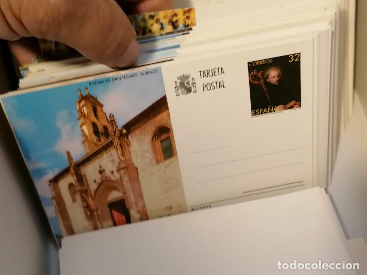 Sellos: España lote sellos caja con documentos filatelicos,spd,sobres exposiciones minimo 200 aprox - Foto 29 - 275496388