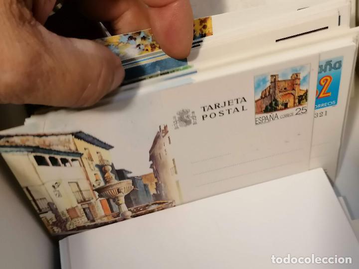 Sellos: España lote sellos caja con documentos filatelicos,spd,sobres exposiciones minimo 200 aprox - Foto 30 - 275496388