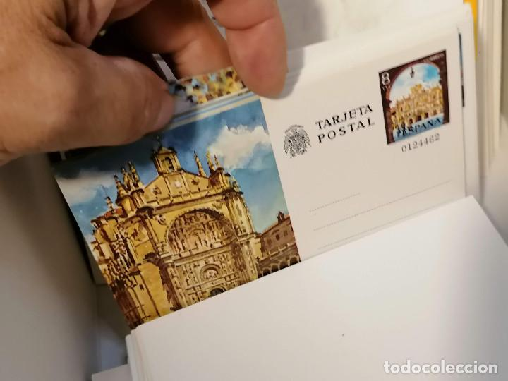 Sellos: España lote sellos caja con documentos filatelicos,spd,sobres exposiciones minimo 200 aprox - Foto 31 - 275496388
