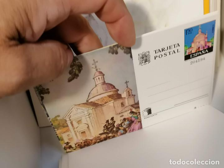 Sellos: España lote sellos caja con documentos filatelicos,spd,sobres exposiciones minimo 200 aprox - Foto 32 - 275496388