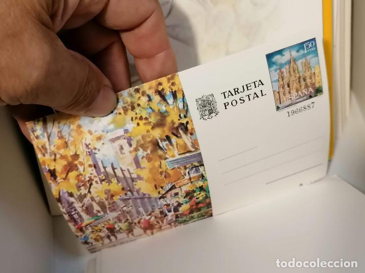 Sellos: España lote sellos caja con documentos filatelicos,spd,sobres exposiciones minimo 200 aprox - Foto 33 - 275496388