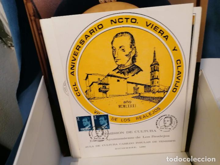 Sellos: España lote sellos caja con documentos filatelicos,spd,sobres exposiciones minimo 200 aprox - Foto 88 - 275496388