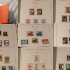 Selos: HUNGRIA LOTE SELLOS RESTO COLECCION SELLOS EN NUEVO Y USADO AÑOS 1920 A 1985. Lote 275499673