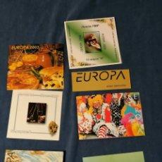 Francobolli: EUROPA CEPT LOTE SELLOS AÑOS 2000S NUEVOS ***/*. Lote 275612743