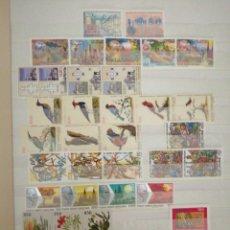 Selos: CLASIFICADOR CON SELLOS DE VATICANO NUEVOS. Lote 276141423