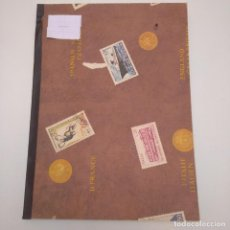 Selos: CLASIFICADOR CON 1000 SELLOS MUNDIALES. Lote 277068893
