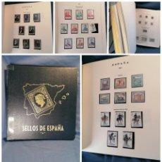 Sellos: ESPAÑA COLECCIÓN SELLOS ALBUM PHILOS 1976 A 1985 NUEVO *** CON SELLOS DE 1976/78 NUEVOS *** MNH. Lote 277849038