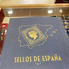 Sellos: ÁLBUM CON SELLO A 1 CENTENARIO, REPUBLICA Y 2 CENTENARIO. Lote 284094338