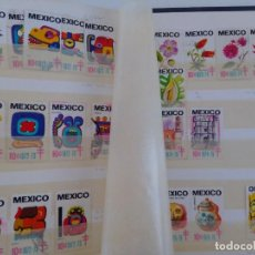 Timbres: LOTE 120 SELLOS MÉXICO. Lote 288442713