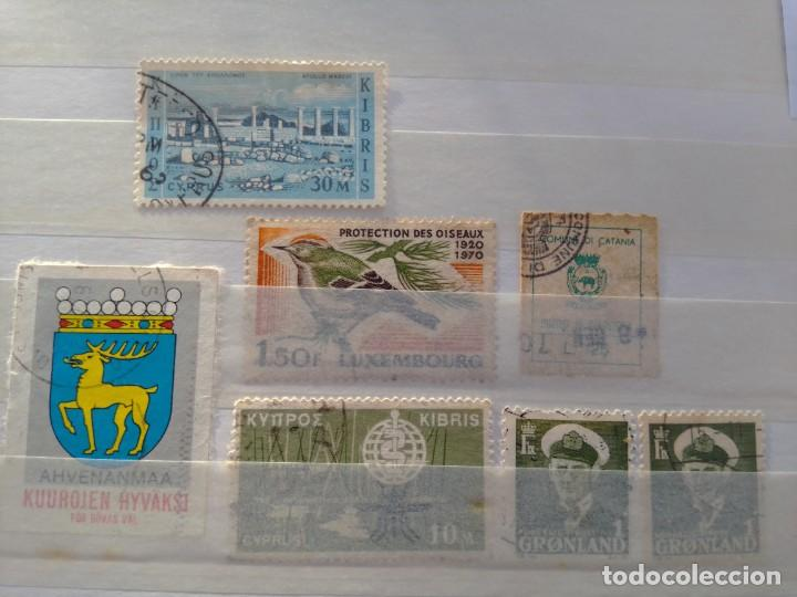 LOTE 7 SELLOS EUROPA (Sellos - Colecciones y Lotes de Conjunto)